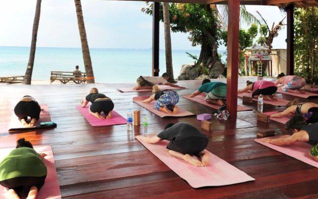 retraite de yoga pour approfondir sa pratique