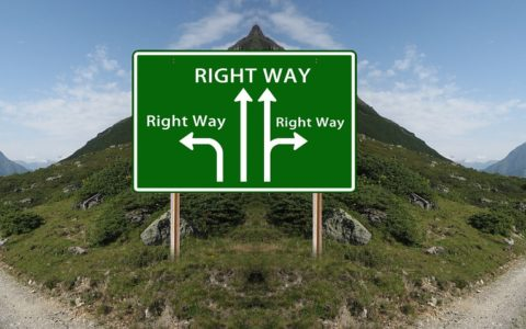 Right-way