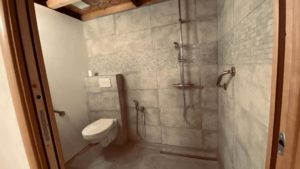 sanitaire du studio yhom accessibles à tous